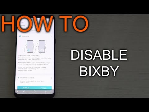 How to Disable Bixby On Samsung Galaxy Phone