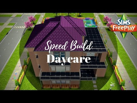 Let's Build Daycare | Sims FreePlay