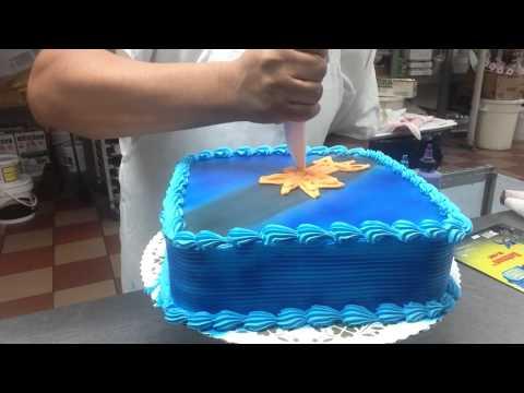 Batman's cake....