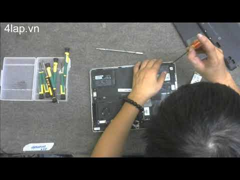 HP 810 G1 Laptop Motherboard Replacement