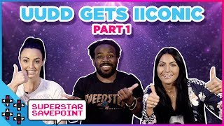 UUDD is now IICONIC!!! PART 1 (feat. AJ STYLES!) - Superstar Savepoint