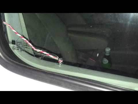 How To Unlock Your Car Door Without Keys.