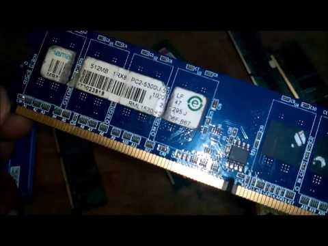 How to Repair RAM, Computer RAM (RANDOM ACCESS MEMORY) in HINDI