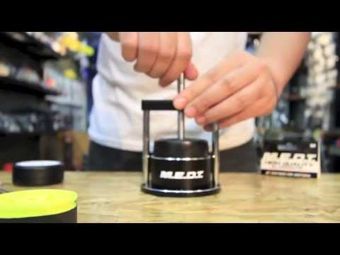 M.E.D.T. Tires Changer tool. How To REMOVE RC Tires