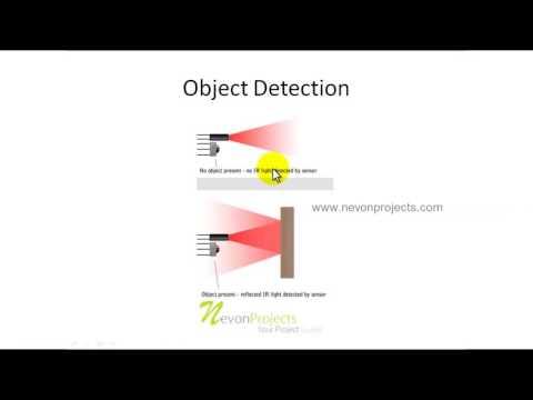 IR Sensor Working Tutorial