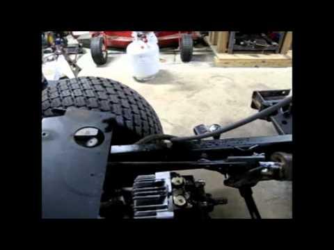 Simplicity Legacy - Leak Repair - Remove The Hydraulic Pump