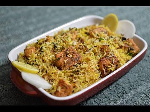 How to Make Fish Biryani | Fish Dum Biryani