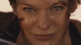 Resident Evil 6: The Final Chapter | official teaser trailer (2017) Milla Jovovich