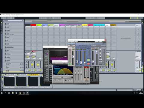 How uplifting trance works ( Ableton Live )