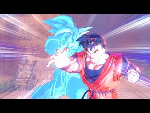 DRAGON BALL Xenoverse 2 DLC Pack 6 Mystery Fighter, NEW Features Screenshots (Ultra Instinct Theme)