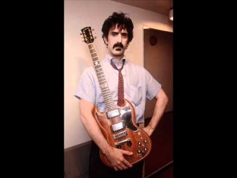 "FRANK ZAPPA-""He Used To Cut The Grass"" LYRICS"