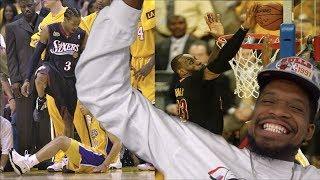Saved Lebron's LIFE!! NBA