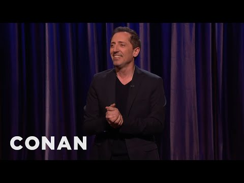 Gad Elmaleh Stand-Up 05/11/16  - CONAN on TBS