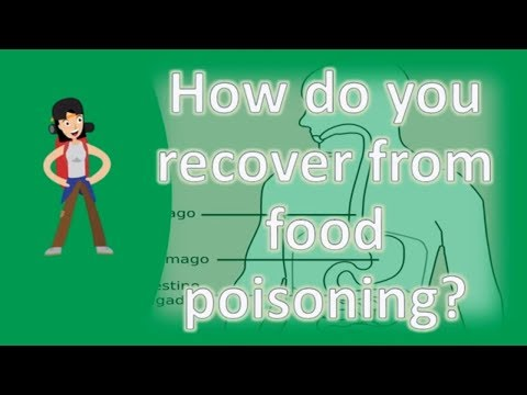 How do you recover from food poisoning ? | Health FAQs