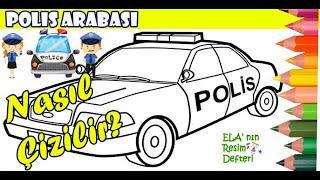 Polis Arabasi Resmi Boyama Video Klip Mp4 Mp3
