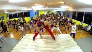 Pitbull - Fireball ft  John Ryan by Saer Jose