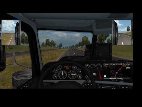St. Louis, MO to Chicago, IL - I-55 north - American Truck Simulator
