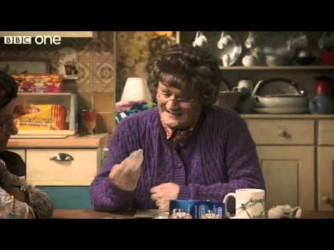 Mrs Brown and the Condom - Mrs Brown's Boys - Series 2 Episode 1 - BBC One