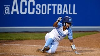 UNC Softball: Carolina Powers Past Syracuse in ACC Quarters