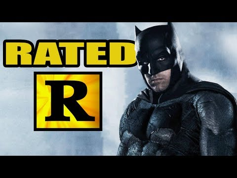 R-Rated DC Movies!