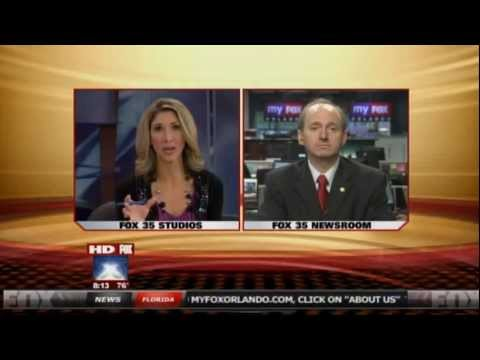 Rep. Scott Randolph Discusses Changes to Unemployment Benefits in Florida with FOX 35