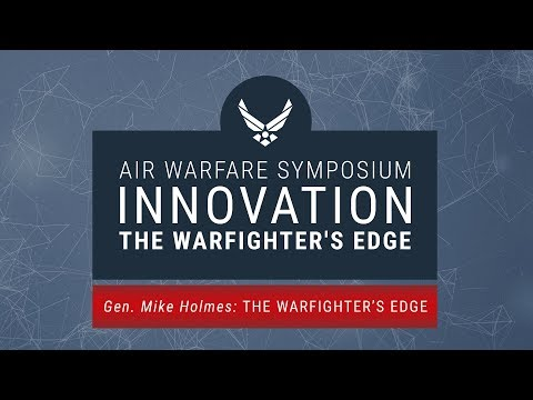 2018 Air Warfare Symposium - The Warfighter's Edge