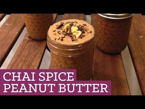 Homemade Peanut Butter - Mind Over Munch