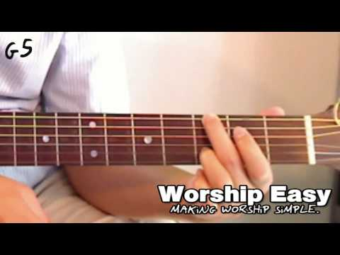 Playing Chords A5 And G5 How To Play G5 Chord On Guitar