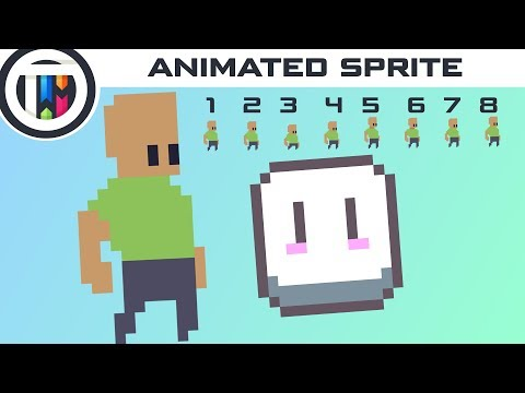 Aseprite Tutorial - How to Create an Animated Game Sprite