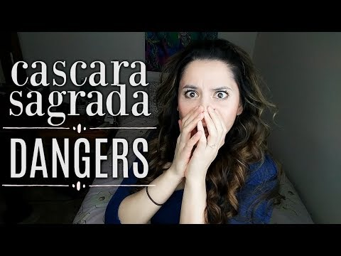 Cascara Sagrada BENEFITS vs SIDE EFFECTS | DANGER | LIVER TOXICITY