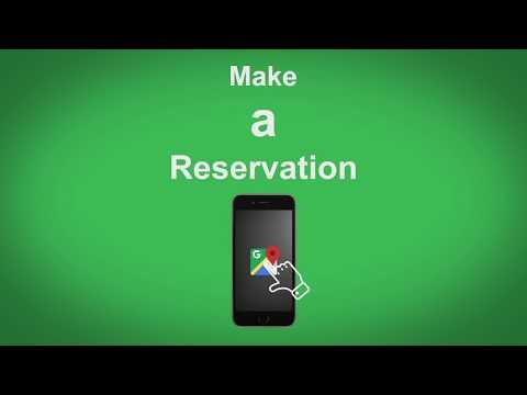 Google Maps   Make A Reservation