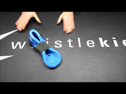 No Toe Strap - Why whistlekick Original Sparring Boots are Better   Martial Arts Sparring Gear