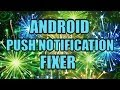 Android App Review: PUSH NOTIFICATION FIXER