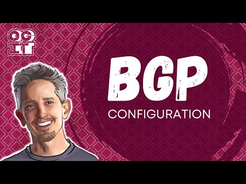 BGP Configuration on Cisco IOS.