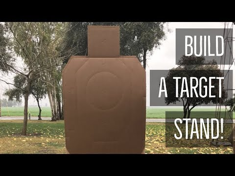 Building Target Stands