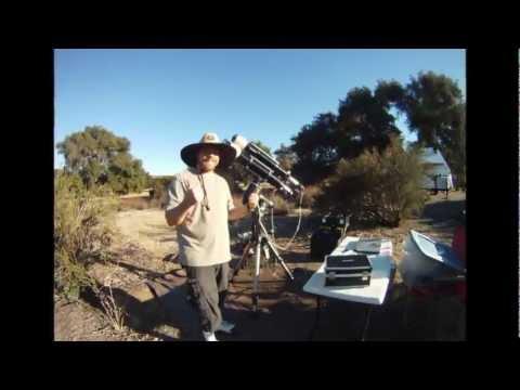 Time Lapse Telescope Setup - Astrophotography Tutorials