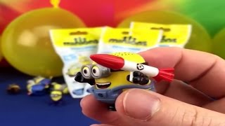 Download Minions Surprise Eggs Blind Bags Balloons Movie Toy Huevos, popular kids toys Video