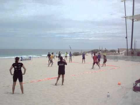 Beach handball Perth