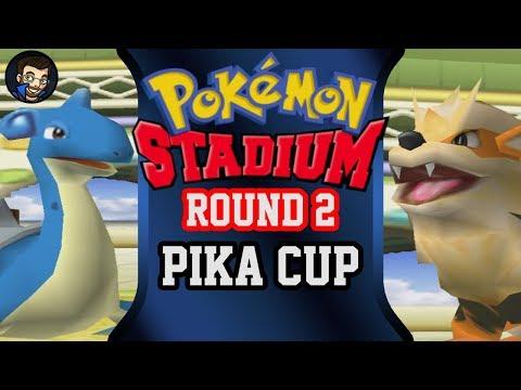 Pokémon Stadium - Round 2: Pika Cup