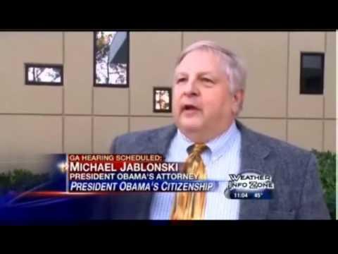 Georgia Judge Denied Obama's Motion to Dismiss Ballot Access Challenge