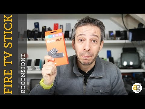 Recensione AMAZON FIRE Tv STICK