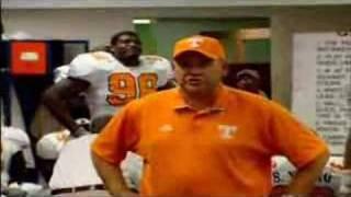 Fulmer Pre-Game Speech, 2001, vs Florida.