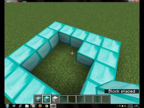 how to make Beacon and portal for pc