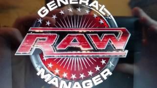WWE breaking news   NEW RAW GM 2017