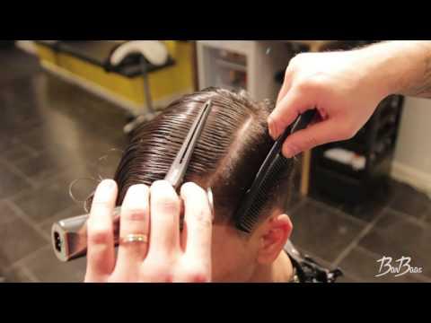 Italian Style haircut 2014 BarBaas (Graziano Pellè)