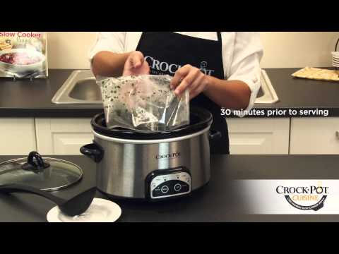 How to make Chicken & Dumplings with Crock-Pot® Cuisine