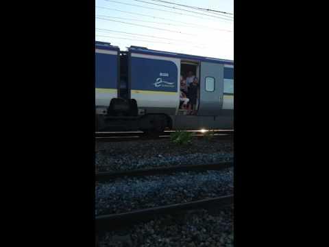 Evacuation Eurostar paris-london 19.07.2016