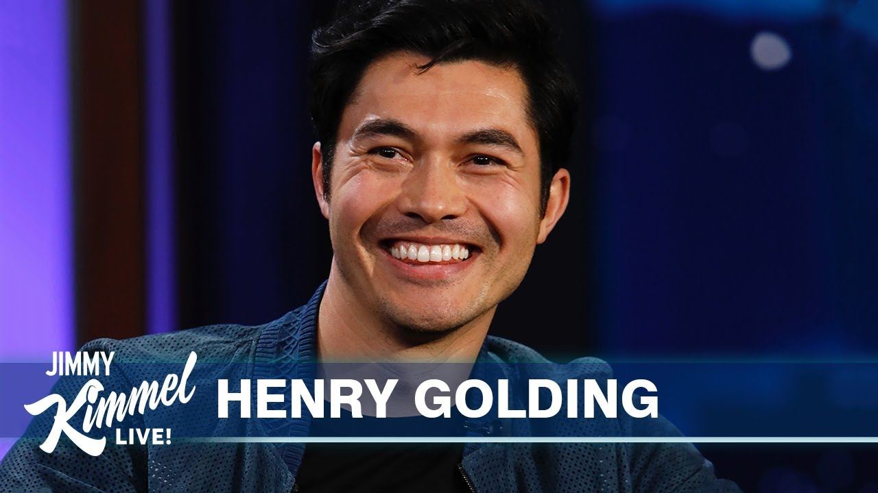 Henry Golding on Baby Girl, Alligator Fighting Uncle & Snake Eyes: G.I. Joe Origins Action Figure