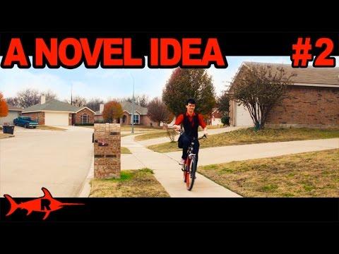 A Novel Idea - Red Swordfish Studios
