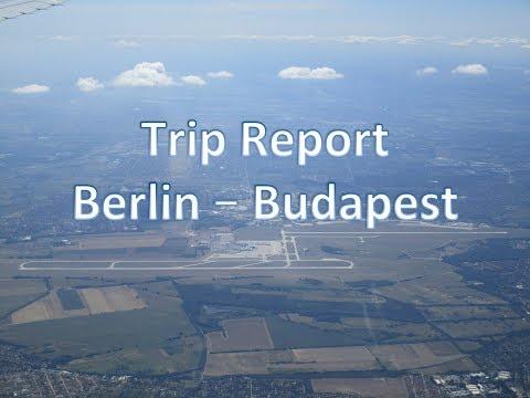 Trip Report Berlin (SXF) to Budapest (BUD) on Board Easyjet